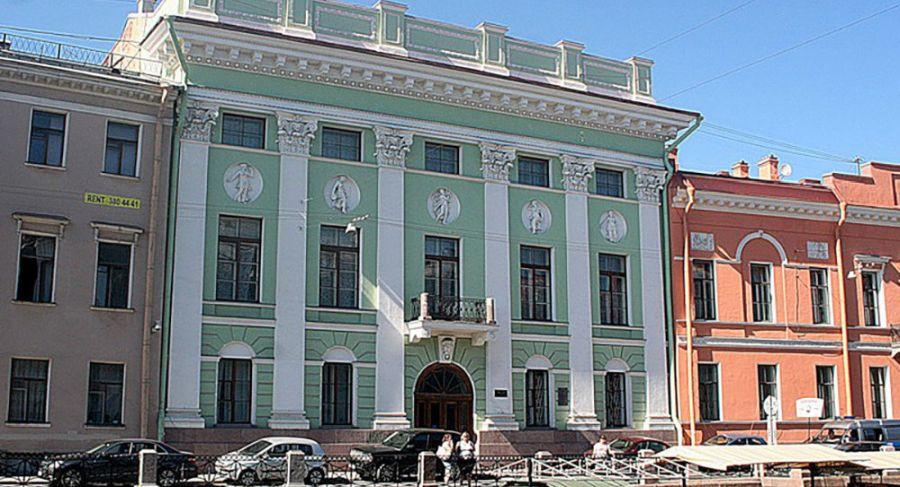 Дворец князя Абамелек-Лазарева фото