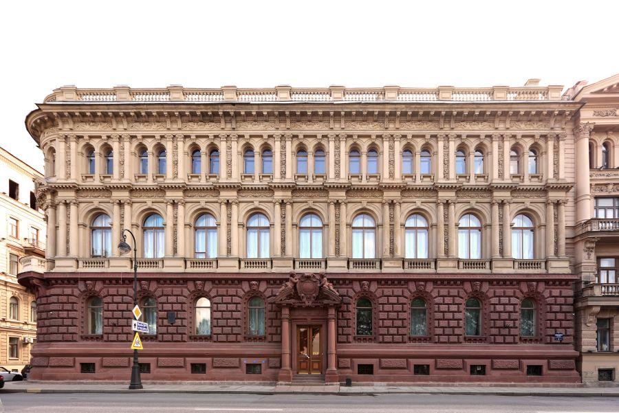Дворец Михаила Михайловича фото