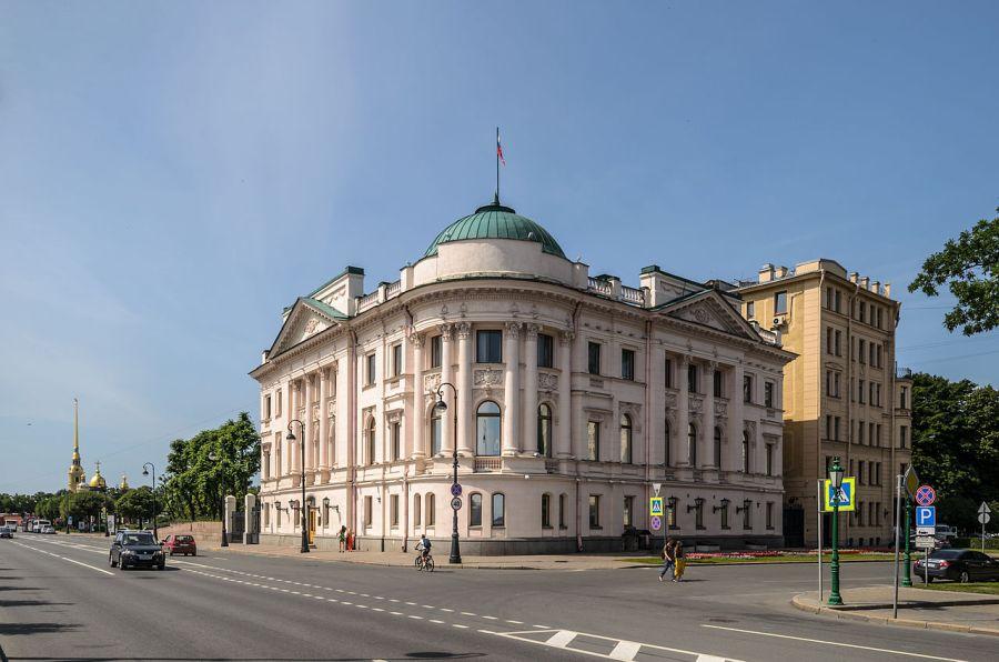 Дворец Николая Николаевича фото