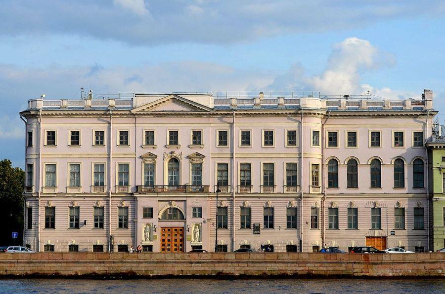 Дворец принца Ольденбургского фото