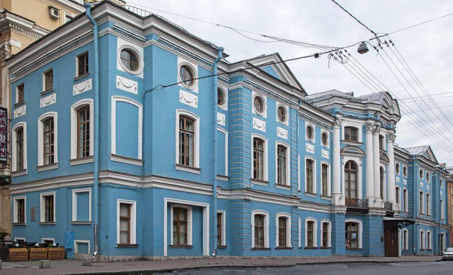 Дворец Шувалова фото
