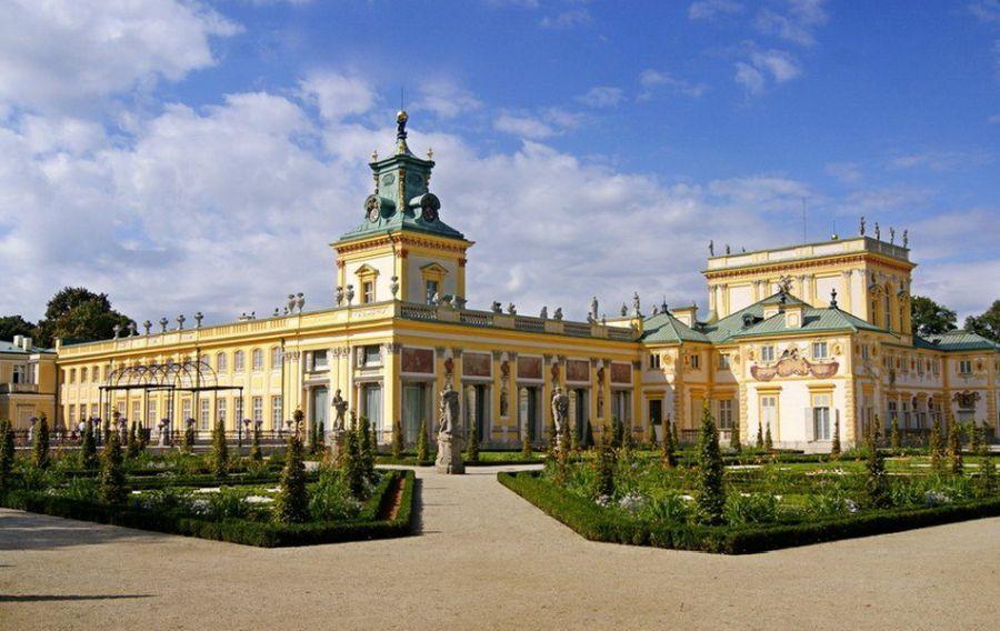 Фотография Дворец Виланов