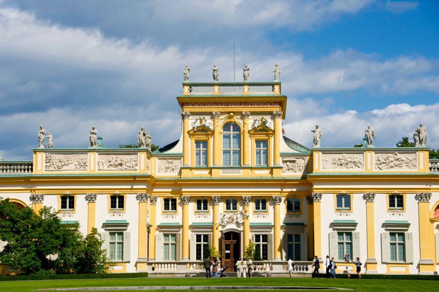 Дворец Виланов фото