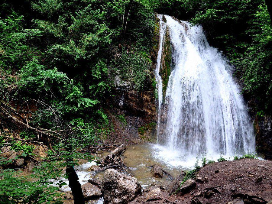 Водопад Джур – Джур фото