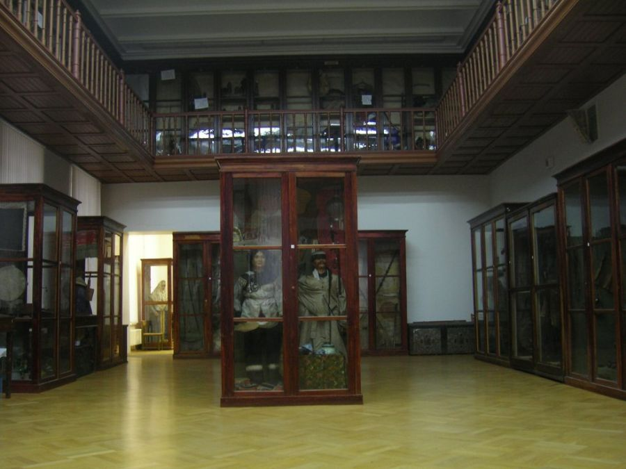 Этнографический музей Казанского университета фото