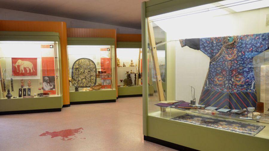 Этнологический миссионерский музей Ватикана фото