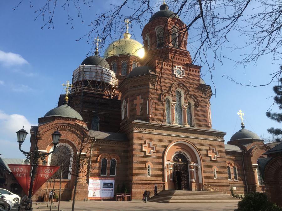 Екатерининский собор фото