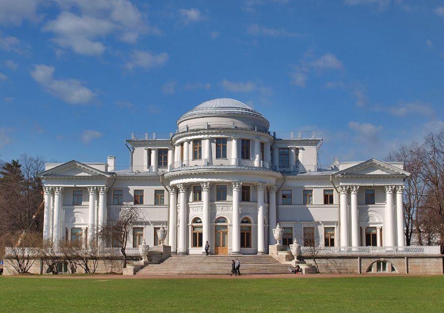 Елагин дворец фото