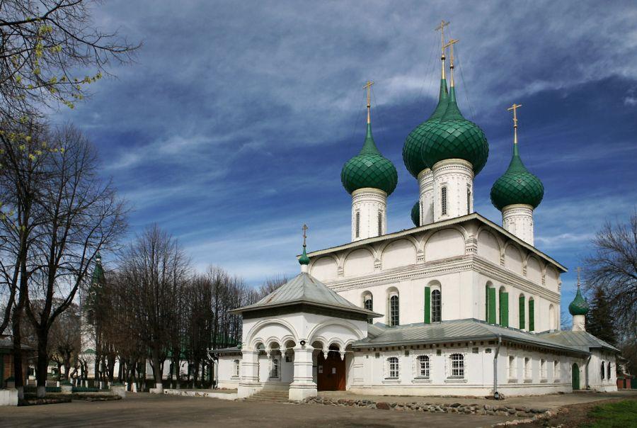 Федоровская церковь фото