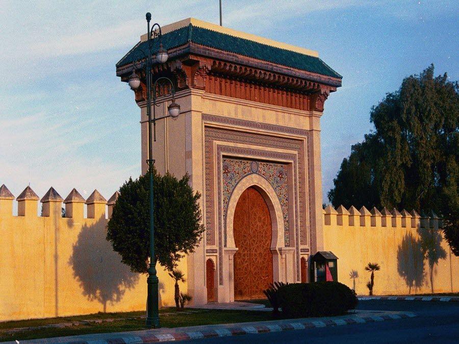 Музей Дар-Батха в городе Фес фото