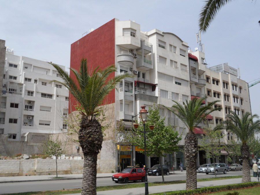 Фес – Новый город в Марроко фото