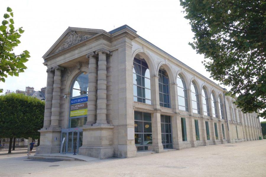Галерея Жё-де-Пом фото