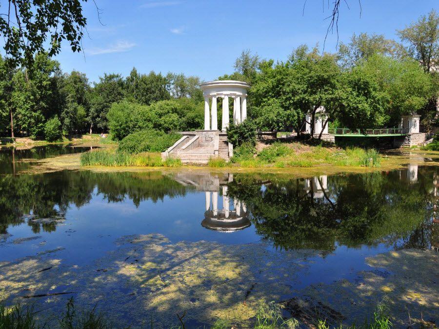 Харитоновский сад – красивый парк фото