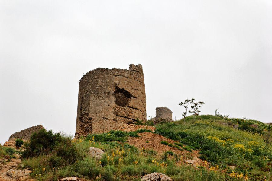 Фотография Генуэзская крепость Чембало