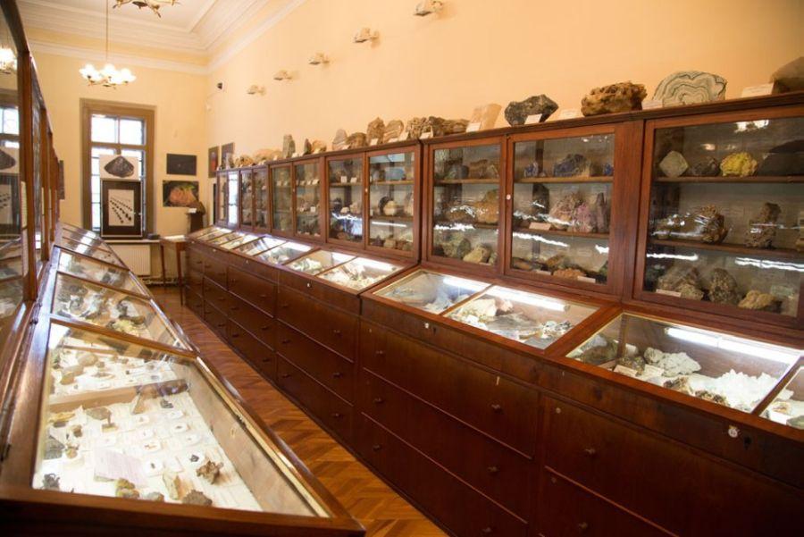 Геологический музей им. А. А. Штукенберга Казанского университета фото