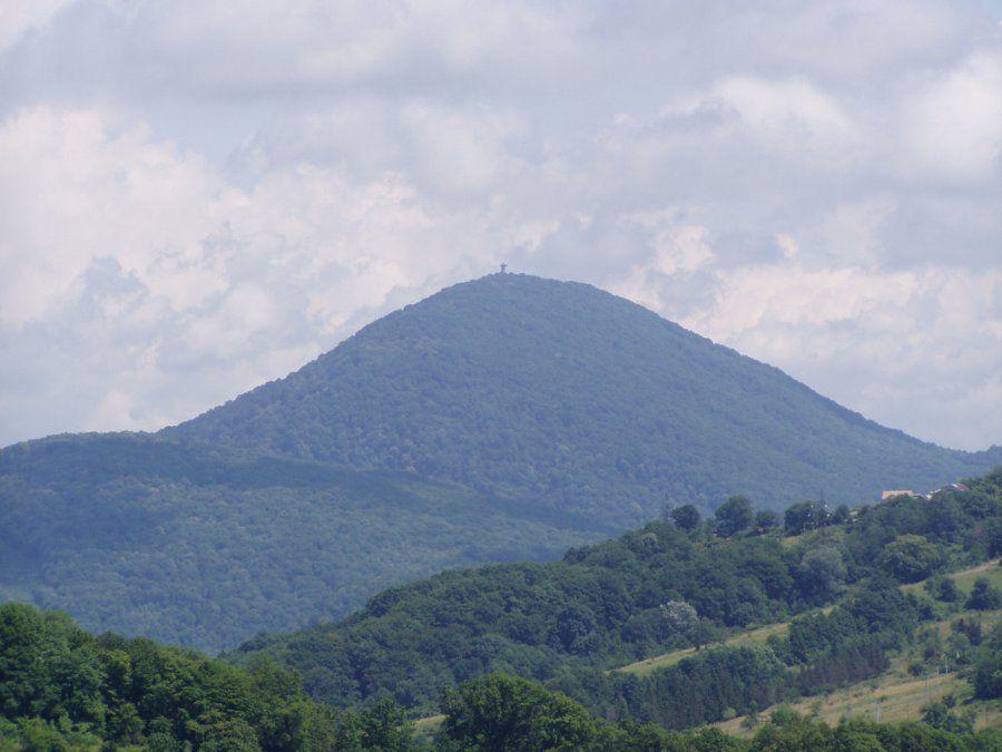 Гора Большой Ахун фото