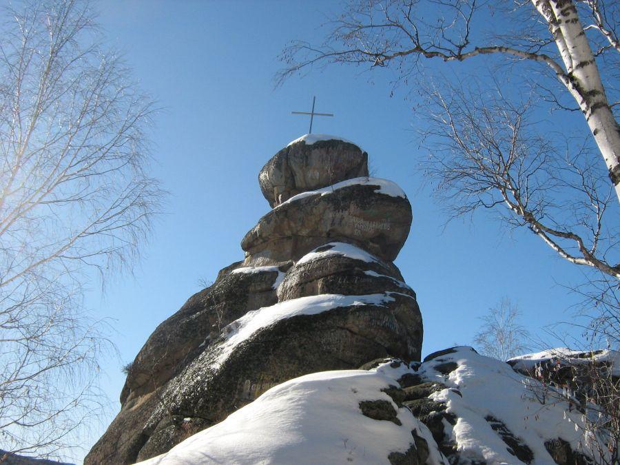 Гора Церковка фото