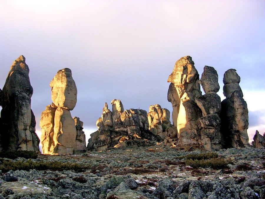 Гора Кисилях фото