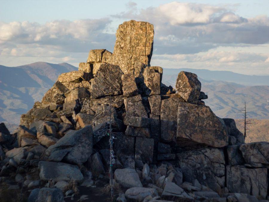 Гора Ливадийская фото