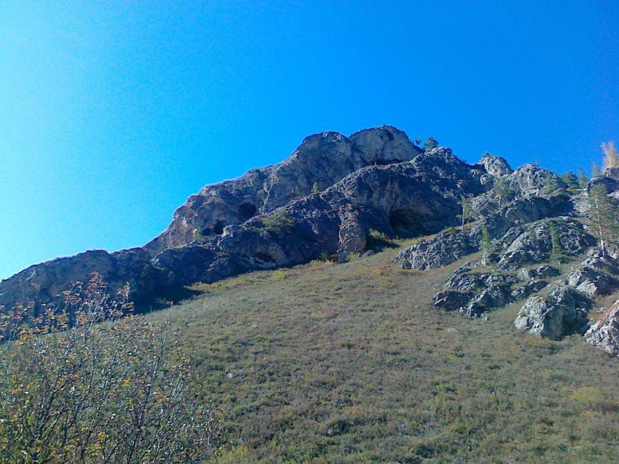Гора Семипещерная фото