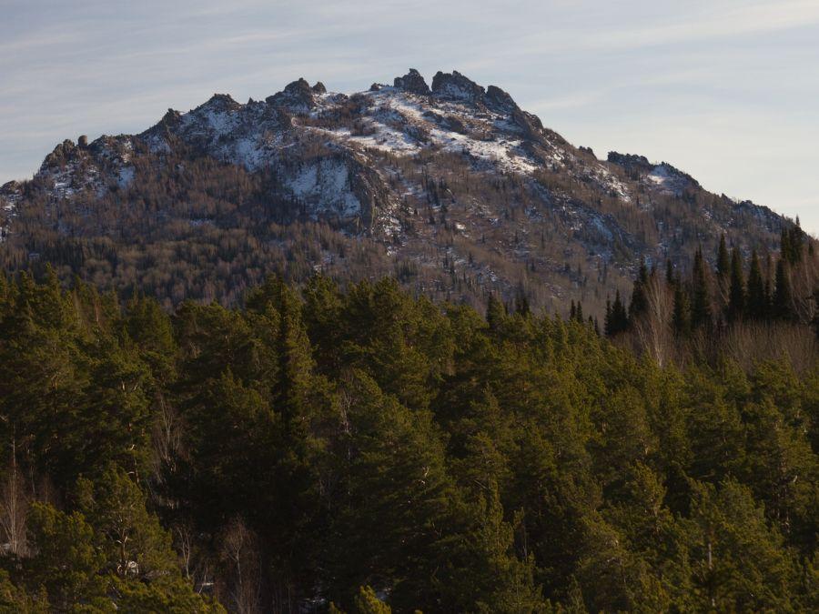 Гора Синюха фото