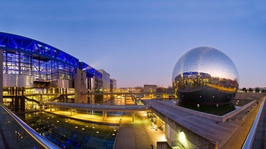 Городок науки и индустрии фото