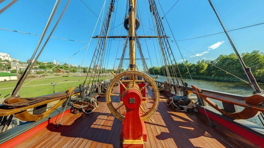 Фотография Корабль-музей Гото Предестинация