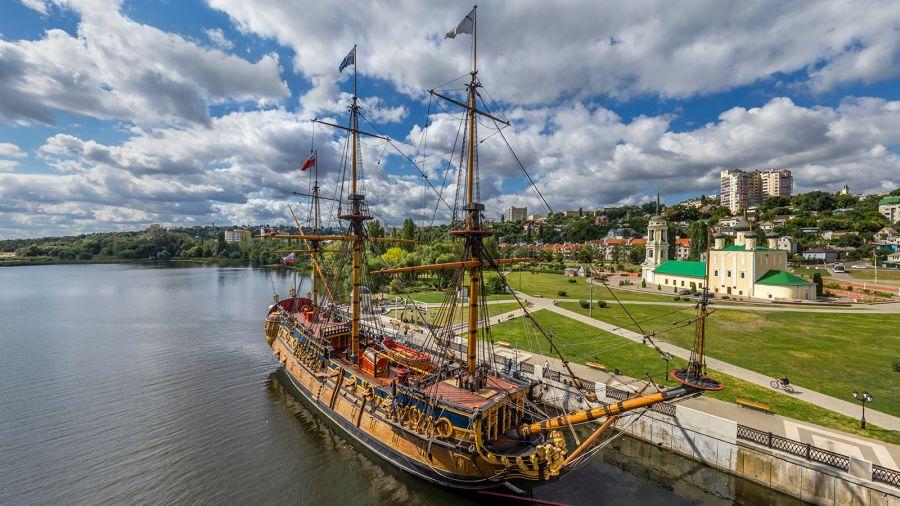 Корабль-музей Гото Предестинация фото