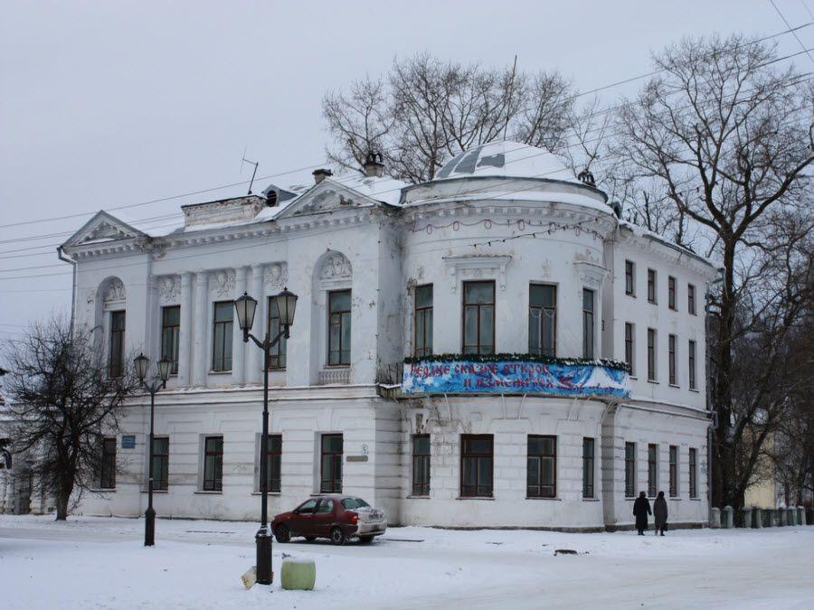 Фото архитектура Великого Устюга