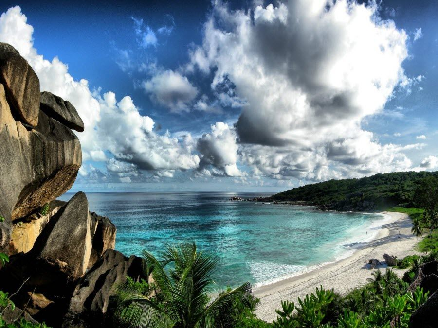 Фото потрясающей панорамы с Мадагаскара