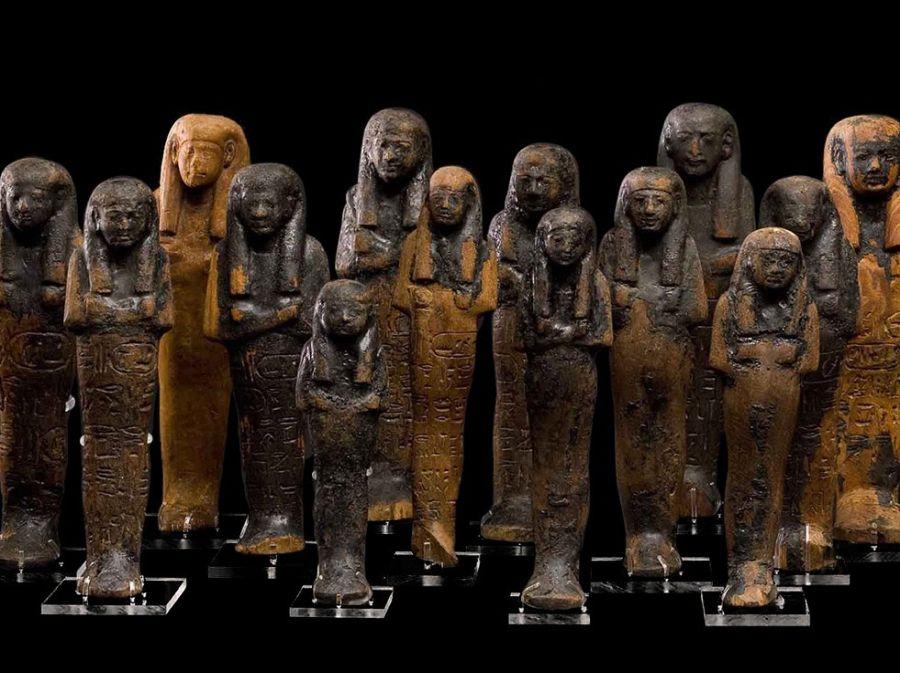 Григорианский Египетский музей Ватикана фото