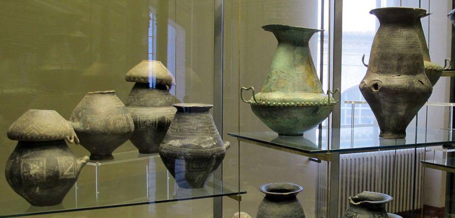 Фотография Григорианский Этрусский музей Ватикана