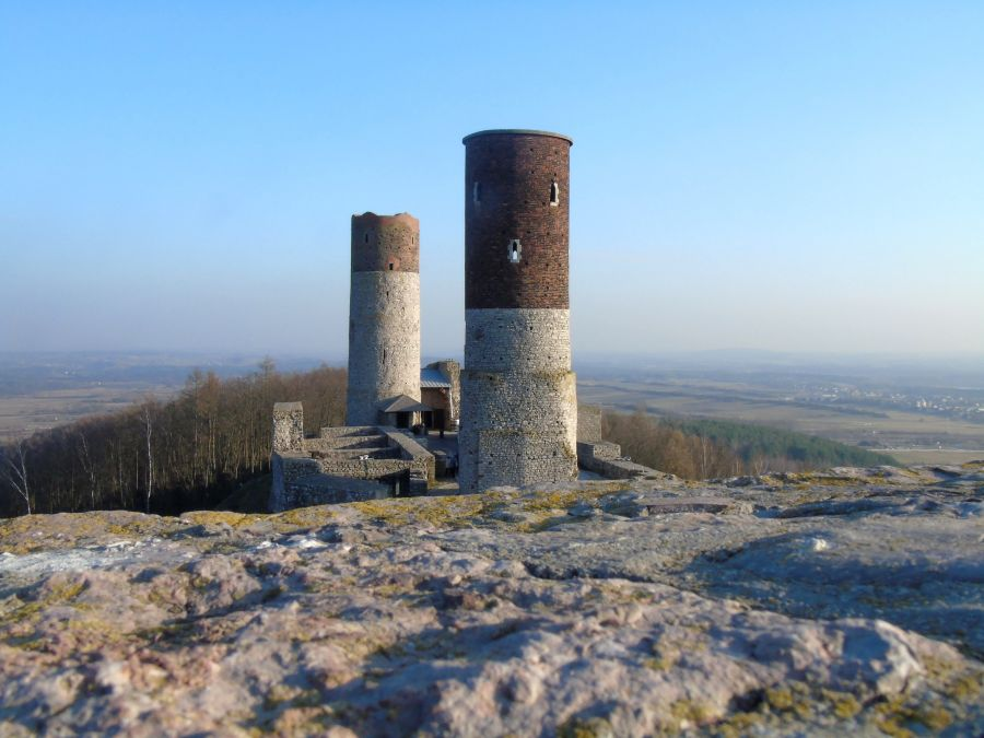 Хенцинский замок фото