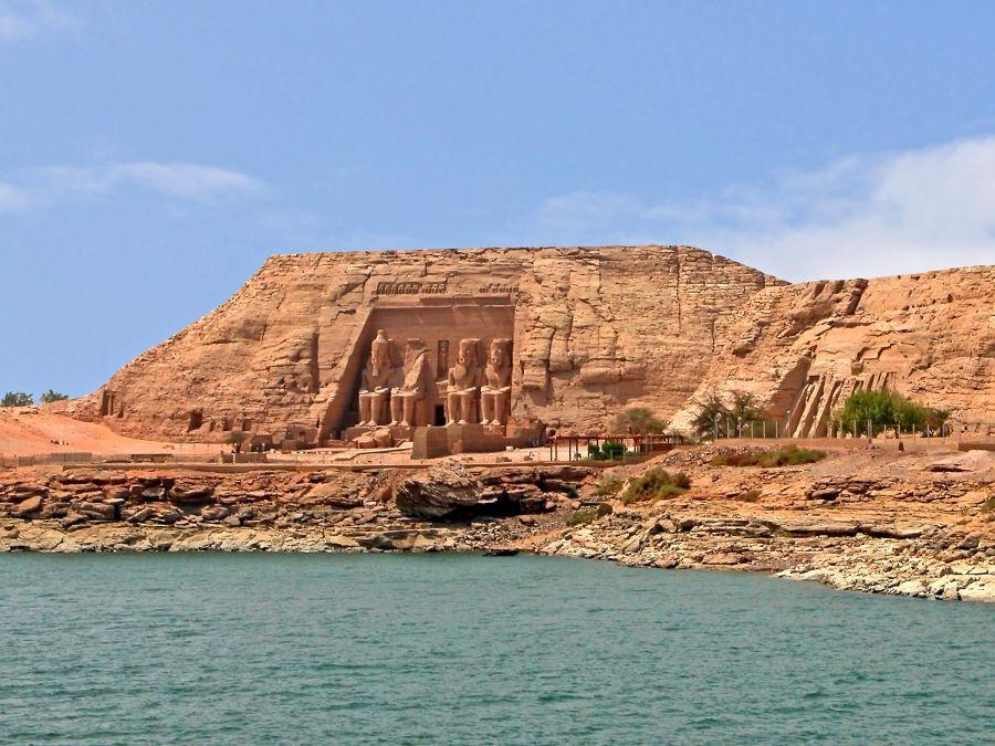 Фотография Храм Абу-Симбел