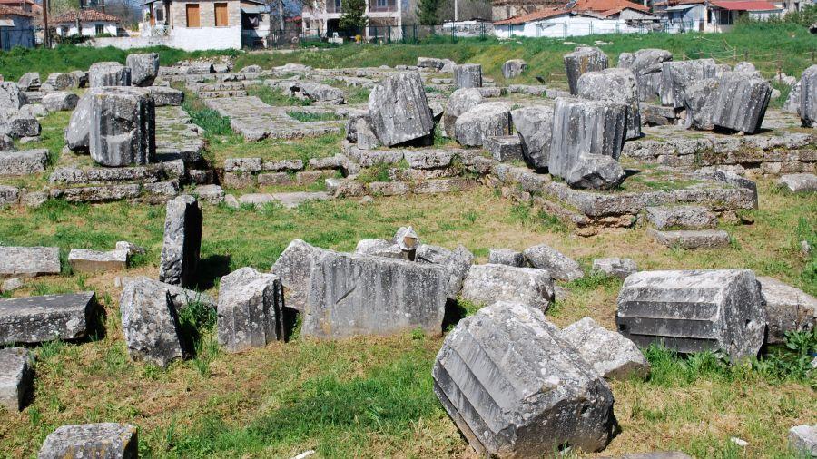 Храм Афины Алеи фото