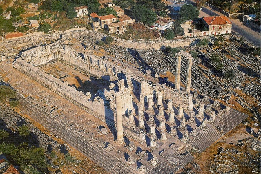 Фотография Храм Аполлона в Дидиме