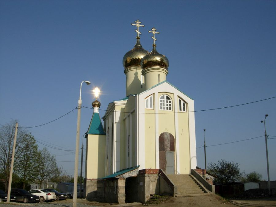 Храм-часовня Димитрия Донского (при УТ МВД России по ЮФО) фото