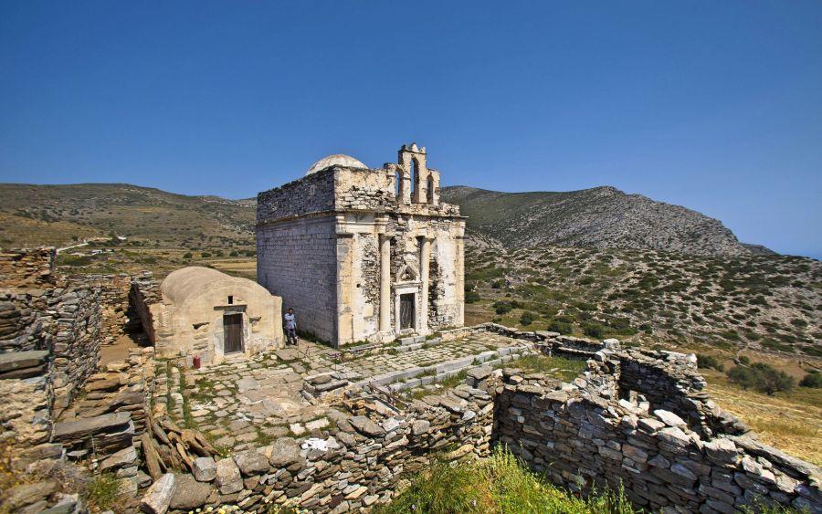 Храм Эпископи (Сикинос) фото