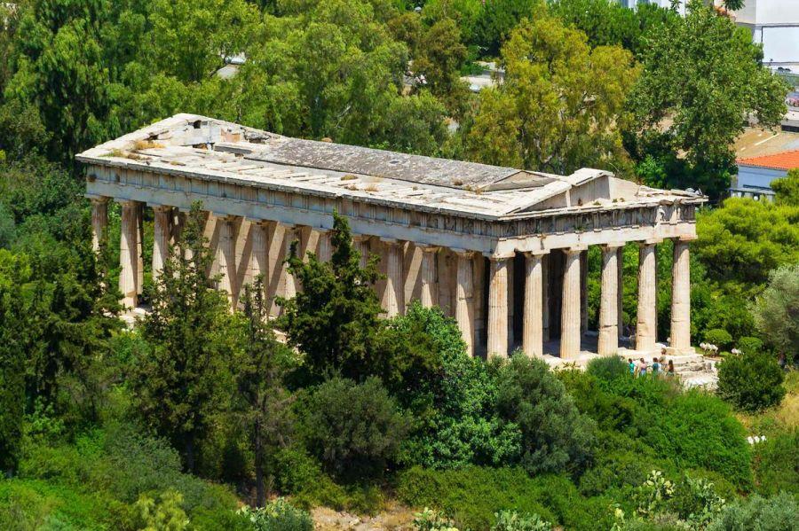 Фотография Храм Гефеста