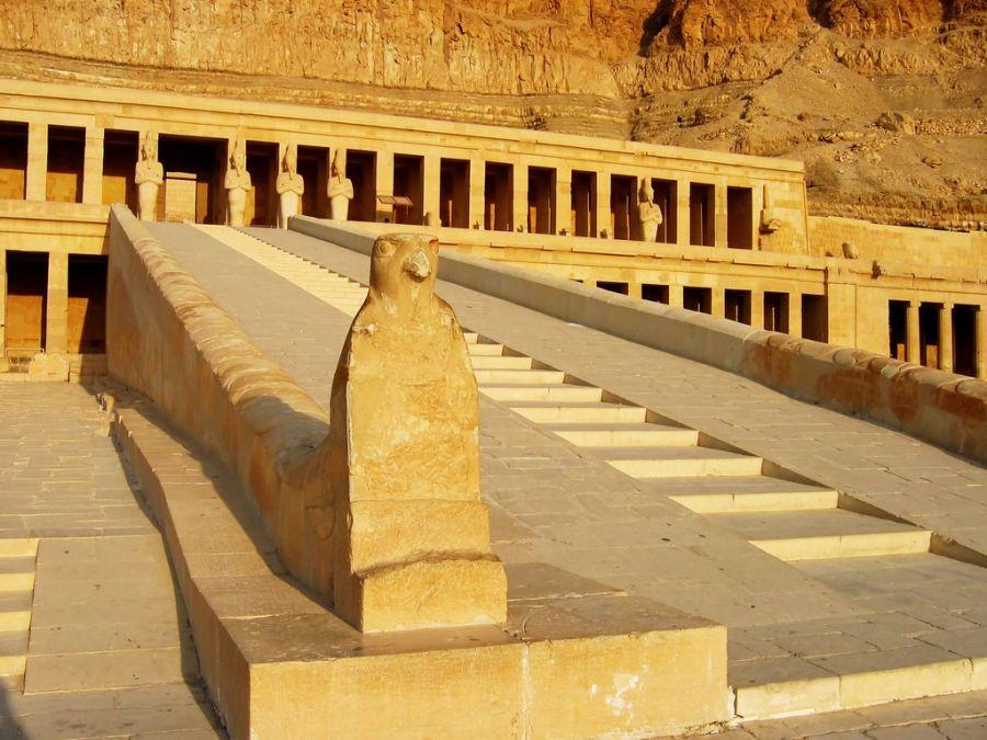Фотография Храм Хатшесуп