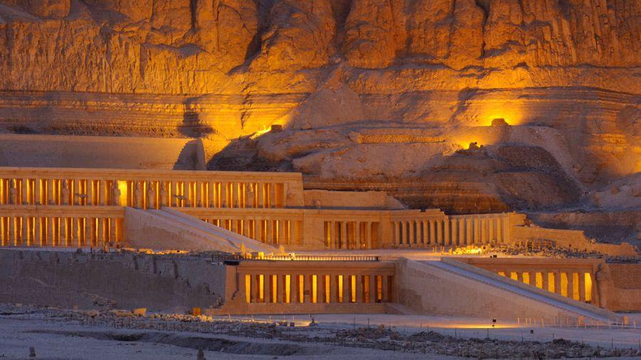 Храм Хатшесуп фото