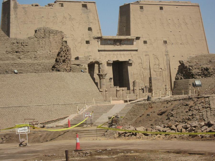 Фотография Храм Хора в Эдфу