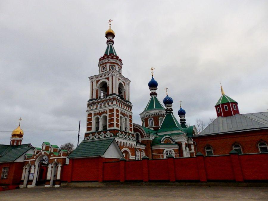 Храм иконы Казанской Богоматери фото