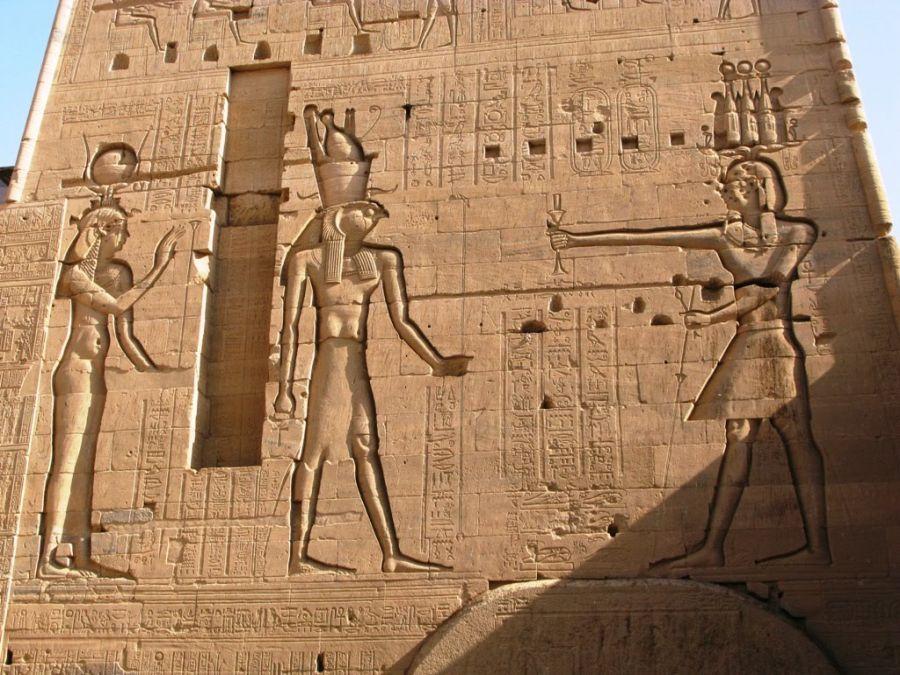 Фотография Храм Исиды