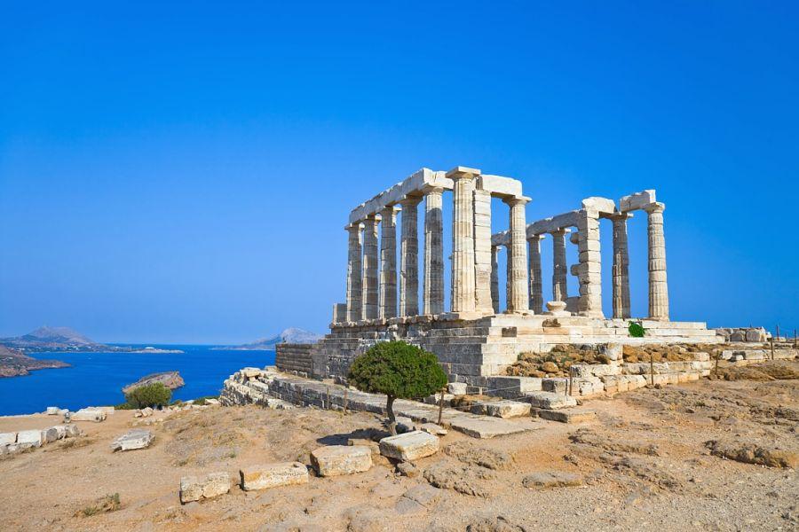 Фотография Храм Посейдона