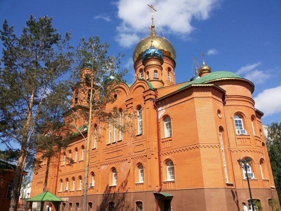 Фотография Храм Серафима Саровского