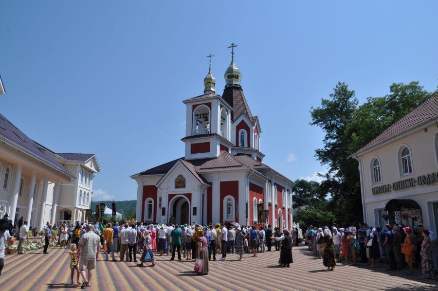 Храм Сергия Радонежского фото