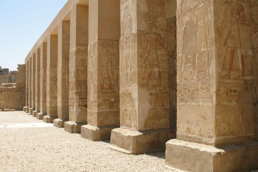 Фотография Храм Сети в Абидосе