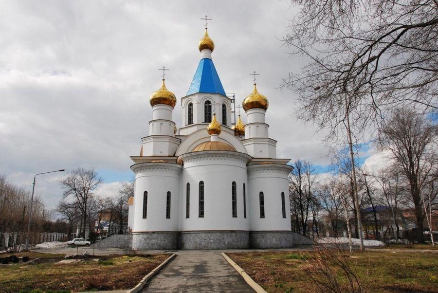 Церковь Андрея Критского фото