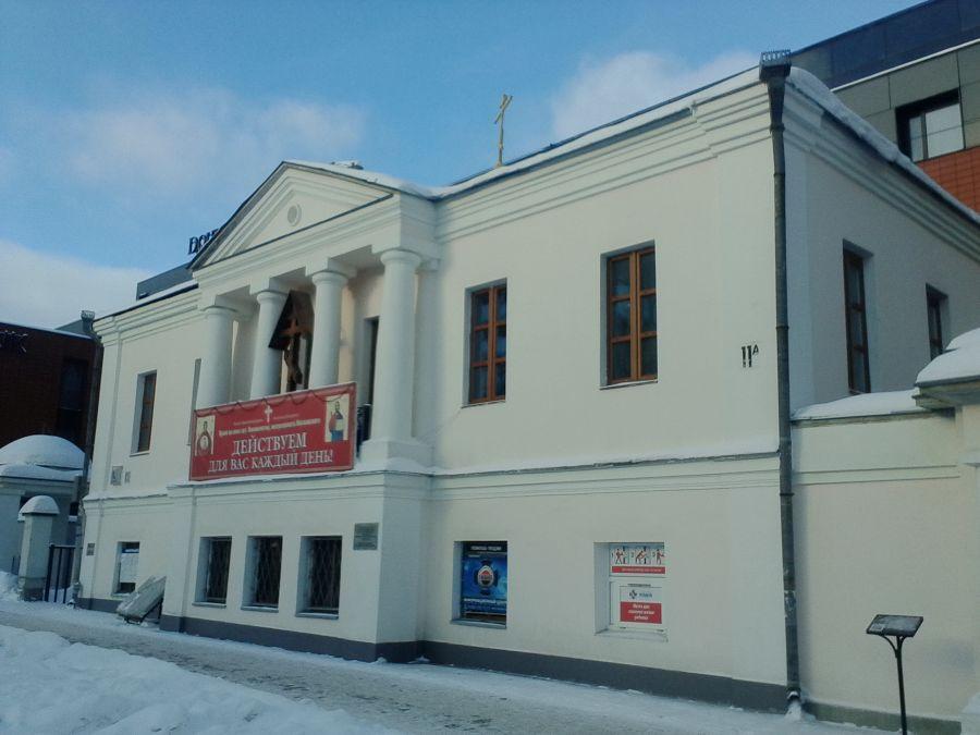 Храм во имя святителя Иннокентия, митрополита Московского фото